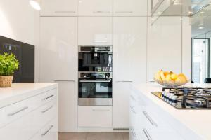 Modern space for cooking