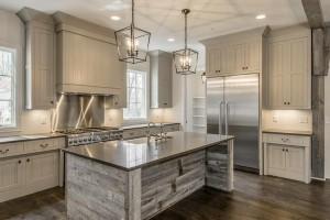 cottage-kitchen-reclaimed-barn-wood-island